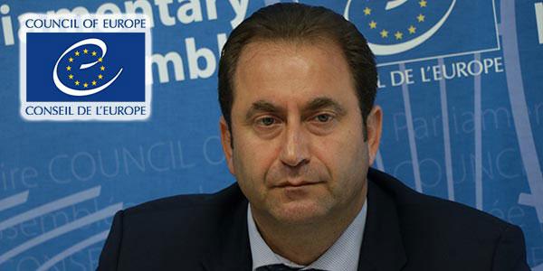 Allocution de M. George Loucaides, Rapporteur à l'Assemblée Parlementaire du Conseil de l'Europe