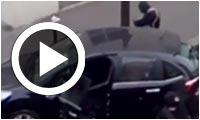 Une nouvelle vidéo de l'attaque de 'Charlie Hebdo' mise en ligne