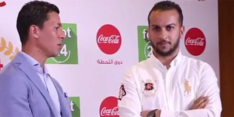 Mohamed Amine Chermiti désigné joueur du mois d'Avril