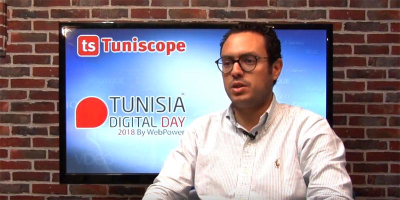 En vidéo : Tous les détails sur la participation de M. Amine Chouaieb à l'évènement Tunisia Digital Day