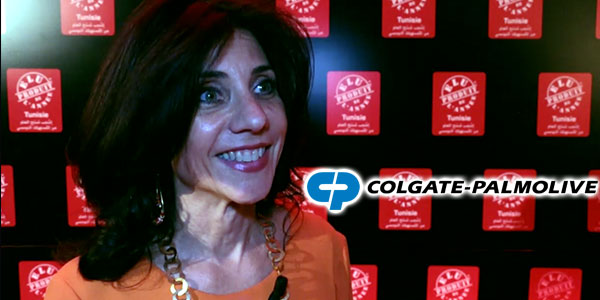 Interview de Mme. Nedra Ben Hmida Responsable Marketing Colgate Palmolive