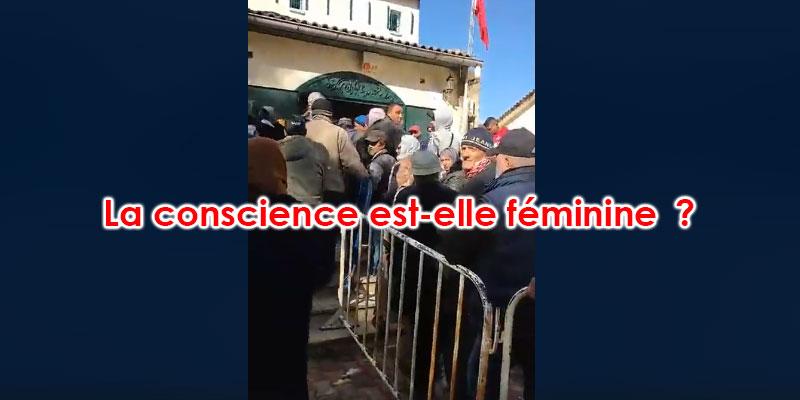 En vidéo: Quand une Tunisienne donne une leçon de vie, ça donne ça
