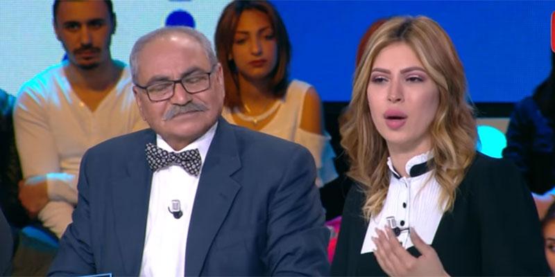 بالفيديو : مريم الدباغ تسخر من الوزن الزائد لإحدى الفنانات الشابات