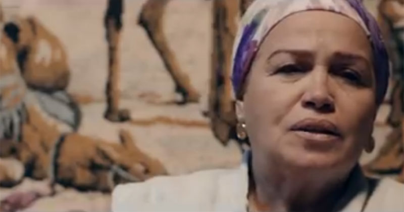 لقطات حصرية من مسلسل شورّب: ''إلي ما يخافش من 100 راجل ويخاف من امو...