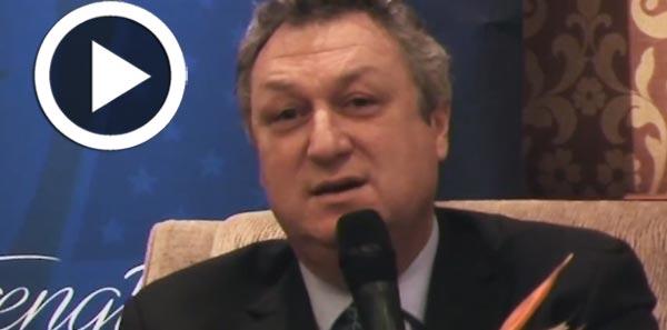 Petit-déjeuner débat organisé par AmCham : Intervention de Ali Kooli, General Manager, ABC Bank