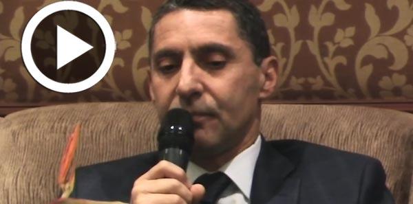 Petit-déjeuner débat organisé par AmCham : Intervention de Noureddine Hajji, Managing Partner- EY