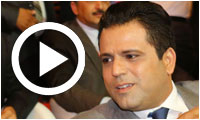 Slim Riahi présente sa vision pour la Tunisie