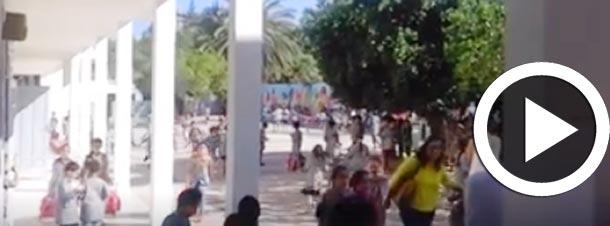 En vidéo : De la musique durant la récré pour se défouler, les élèves adorent