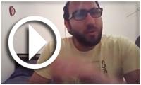 بالفيديو... مصري يروي مغامراته في الحمام، في تونس