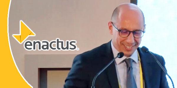 Allocution de M. Abdelaziz Darghouth Enactus 2017