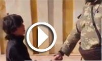 بالفيديو.. طفل يبايع داعش على الموت