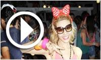 vidéo-1ère journée du Festival 'Éphémère' : Affluence et bonne musique … la fête était au rendez-vous !