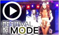 Festival de la mode : Défilé d'Erica Ali