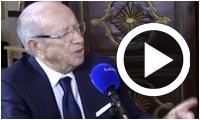 En vidéo sur Europe 1 : On peut perdre une bataille, on ne perdra pas la guerre