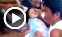 En vidéo : Philippines : une fillette se réveille… à ses propres funérailles