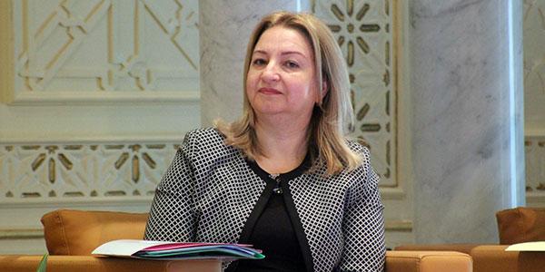Allocution de Mme. Nadia Gamha DG de la supervision bancaire chez banque centrale de tunisie