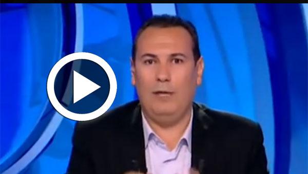بالفيديو، بن غربية يعبر عن شكره لكل من سانده خلال محنته...