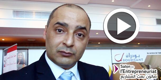 En vidéo : Ghassen Zaidi gagnant du prix Startup Tunisia Awards présente son projet