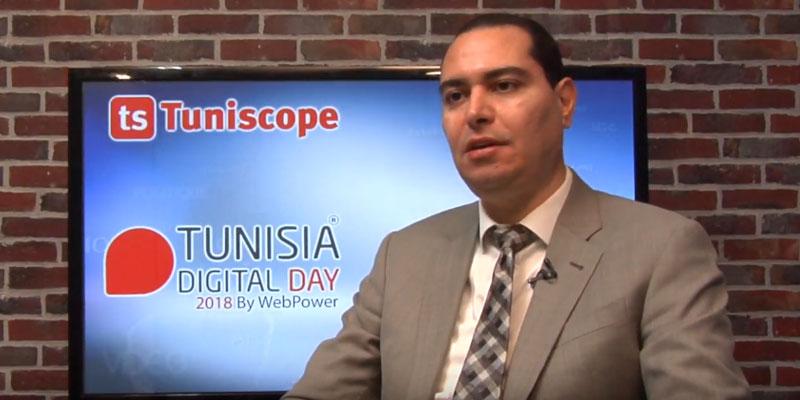 En vidéo : M. Chiheb Ghazouani parle de l'objectif de sa participation à l'évènement Tunisia Digital Day