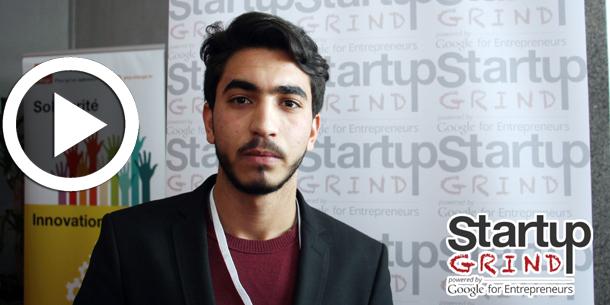 En vidéo - Salon de l'entrepreneuriat : Interview de Ahmed Bouheni, Startup Grind