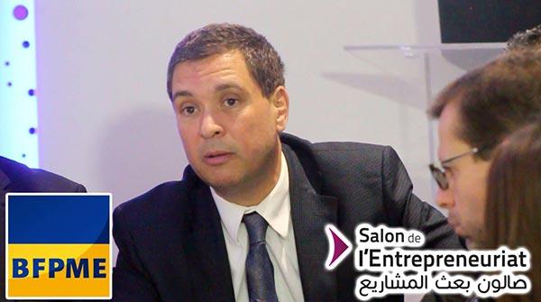 4ème édition du salon de l'Entrepreunariat :   ALLOCUTION DE M. HAMDI KSIAA BFPME