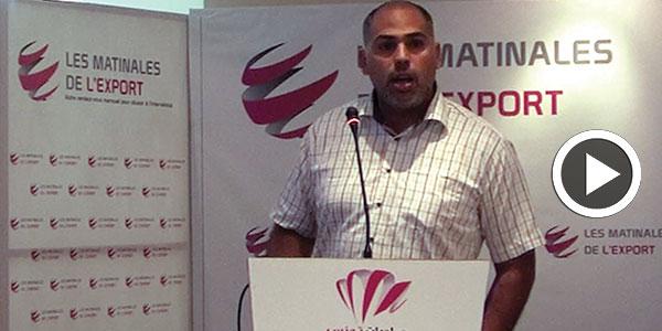 En vidéo : M. Ahmed Hamrouni : parle de la société Napolis (pâtes alimentaires)