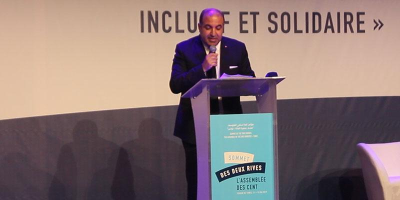 INTERVENTION DE M HATEM FERJANI SECRÉTAIRE D' ETAT AUPRÈS DU MINISTRE DES AFFAIRES ETRANGÈRES