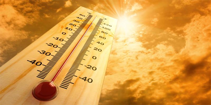 بالفيديو، موجة حرارة قد تتجاوز 45 درجة الخميس المقبل