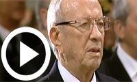 En vidéo...Quatrième anniversaire de la révolution : Démarrage de la cérémonie officielle avec l'hymne national