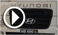 Journées portes ouvertes showroom Hyundai truck à Ben Arous