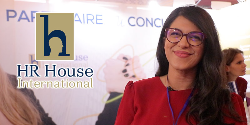 Interview de Mme. Ibtihel ben Haddej Managing consultant HR House