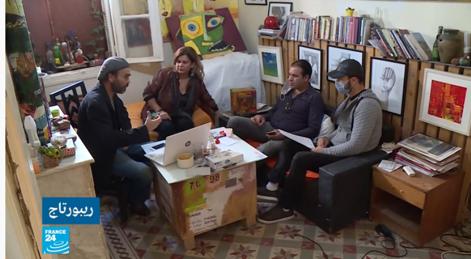 تونس: بيان مشترك لنقابات فنية يطالب الحكومة بوضع إطار قانوني لحماية المبدعين