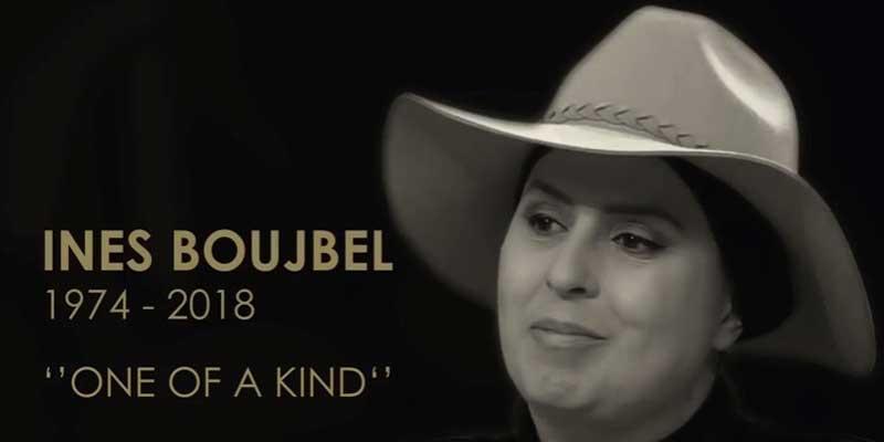 Hommage du CJD à feu Ines Boujbel