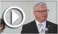 SKODA FABIA : Allocution de M. Ivo Barek : Vice président du sénat de la République Tchèque
