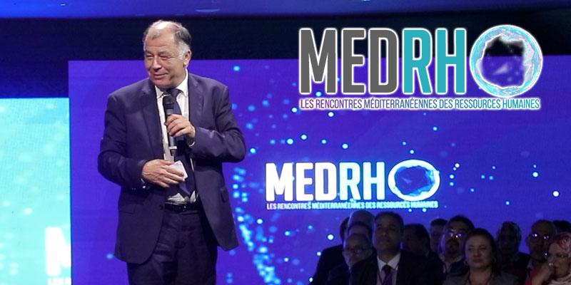 Allocution de M. Néji Jalloul Directeur Général Institut Tunisien des Etudes Stratégiques