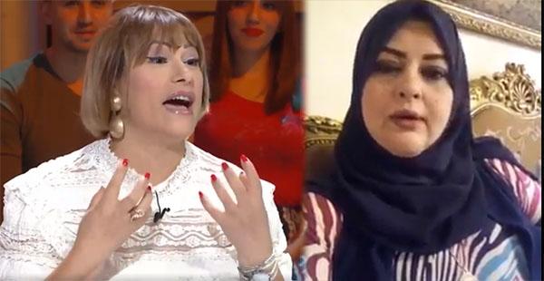 بالفيديو: رد ناري من جميلة الشيحي على الإعلامية المصرية الداعية إلى تعدد الزوجات