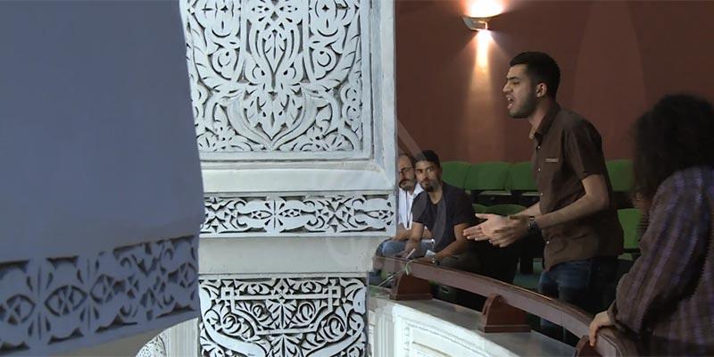 بالفيديو طالب يتهم  وزير التعليم العالي بالفشل تحت قبة البرلمان