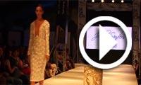 Défilé de Jordan Sanders à la Fashion Week Tunis 2014