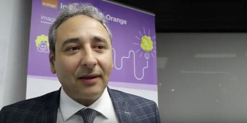 Kais Krima DG ITALCAR parle du concours d'innovations Orange