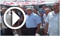 بالفيديو : يوم غضب في الكاف احتجاجا على تردى الخدمات الصحية