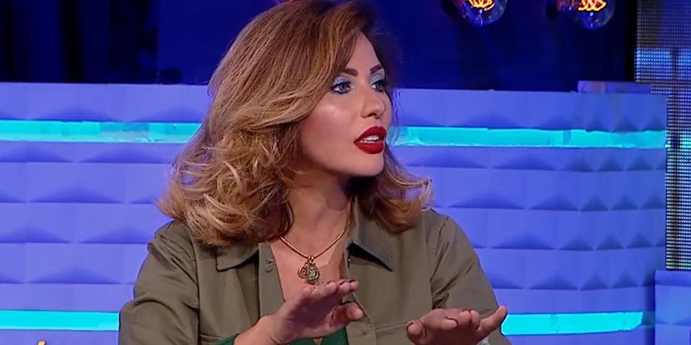 بالفيديو, خولة السليماني: مانيش أنا...عملولي مشاكل مع برشا عباد