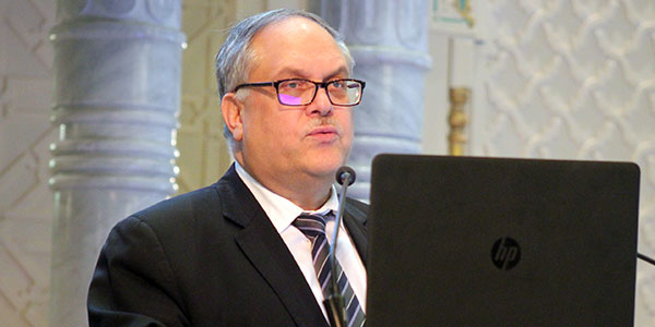 Allocution de M. Ezzeddine Khouja, directeur général de la Banque Zitouna