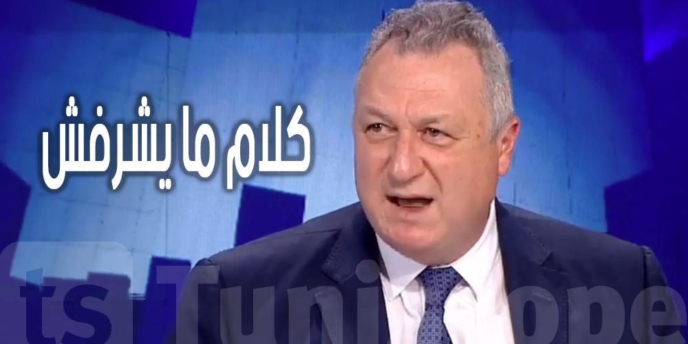 بالفيديو :علي الكعلي ينفعل ويجيب حول اتهامه ببيع تونس