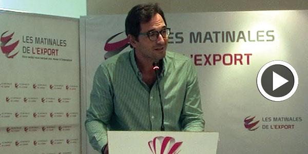 En vidéo : M. Malek Lakhoua parle de la société Organic Farmer (huile d'Olive)