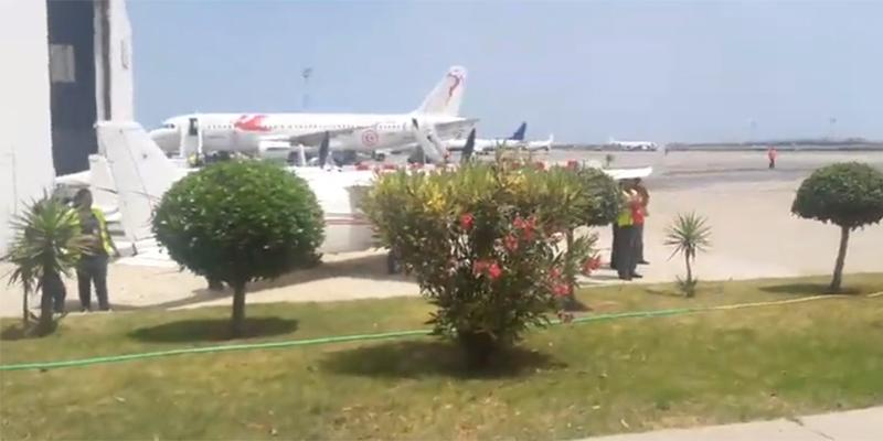 مباشر : نسور قرطاج في المطار بإتجاه روسيا