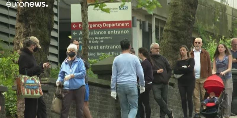 Londres prolonge le confinement au moins jusqu'à début juin