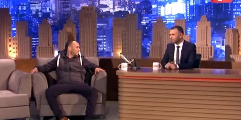 بالفيديو : لطفي العبدلّي يستضيف  لطفي العبدلّي في برنامجه !