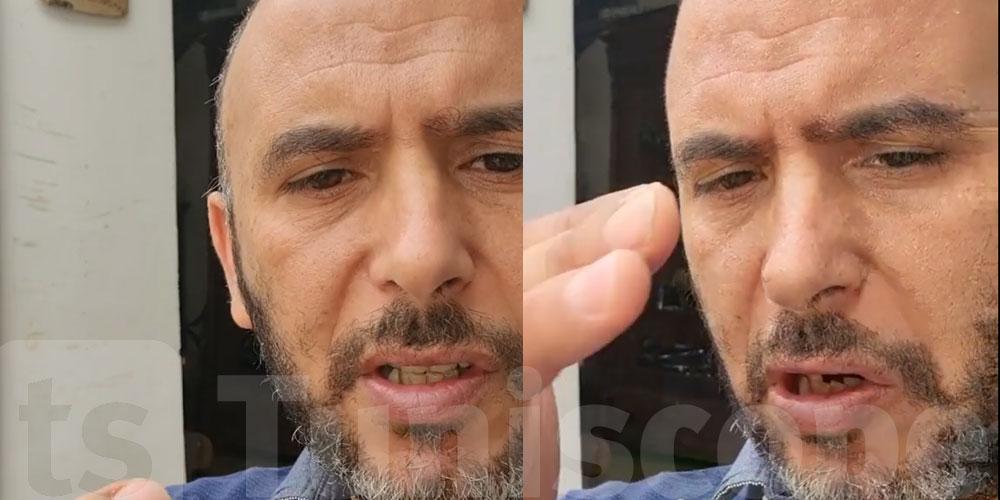 بالفيديو..''علاش تنبنو الجوامش مش سبيطارات''، لطفي العبدلي يسخر من هؤلاء