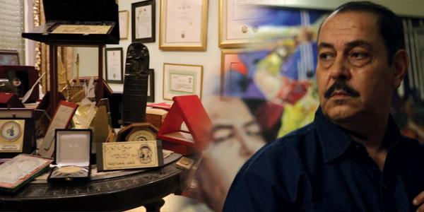 بالفيديو: جولة في العالم الخاص للفنان المبدع لطفي بوشناق