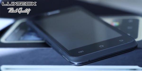 Découvrez le LUXTECK star+ , un nouveau smartphone 3G à seulement 119dt ,testé par TUNISCOPE